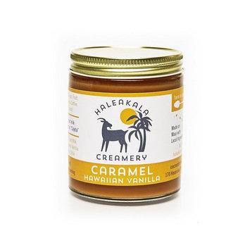 Goat Milk Caramel Sauce, Hawaiian Vanilla, 6oz