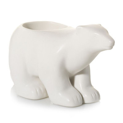 Yankee Candle Polar Bear Votive Candle Holder, Multicolor