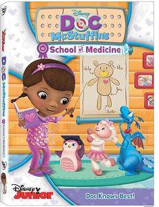 Doc McStuffins: School of Medicine (Widescreen) (DVD)