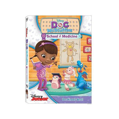 Doc McStuffins: School of Medicine (Widescreen) (DVD)