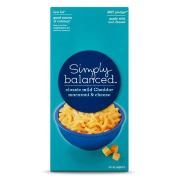 Mac & Cheese Original 6oz - Simply Balanced™