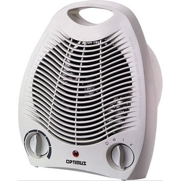 Optimus H1321 Portable Fan Heater With Thermostat