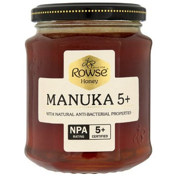 Rowse Manuka Active Honey +5 340g