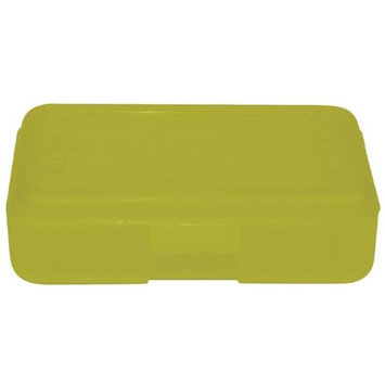 Romanoff Products, Inc. Romanoff Products ROM60223BN 8.5 x 5.5 x 2.5 in. Pencil Box Lemon - 12 Each