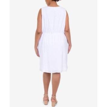 SOLID A LINE DRESS