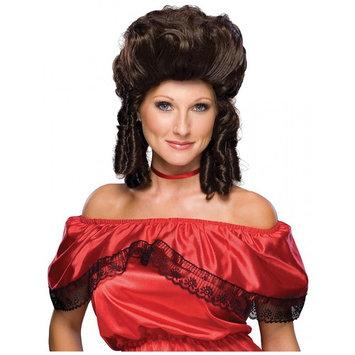Halloween Brown Historical Women's Wig