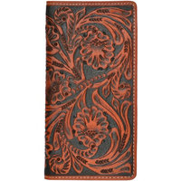 3D Natural Western Rodeo Wallet 27W963