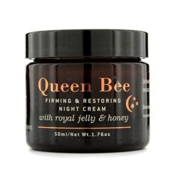 Apivita Night Care 1.76 Oz Queen Bee Firming & Restoring Night Cream For Women