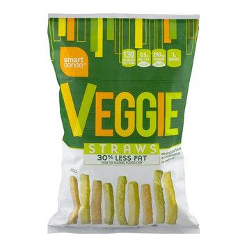 Smart Sense Veggie Straws 11.0 OZ