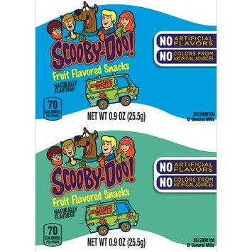 Scooby Doo!(tm) Fruit Flavored Snacks