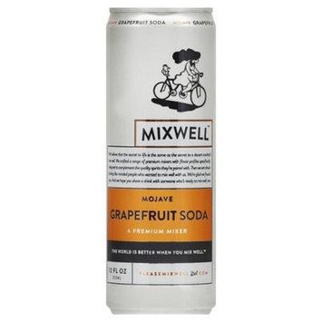 Mixwell Mojave Grapefruit Soda - 12 fl oz Can