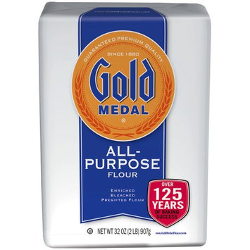 General Mills Flour All Purpose Bleached/Enriched/Malted 32 oz