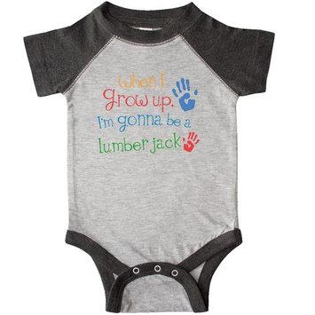 Lumberjack Future Infant Creeper [baby_clothing_size: baby_clothing_size-24months]