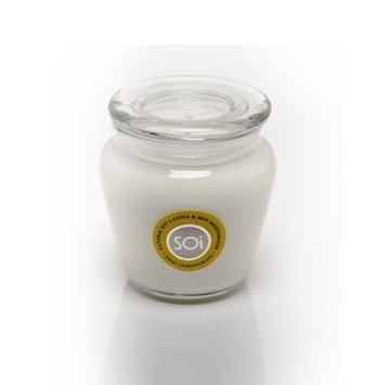 The Soi Company Soi Candles Thai Lemongrass 16oz Jar Candle
