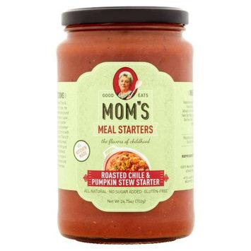 Mom's Moms, Meal Starter Chili; Pumpkin, 24.75 Oz (Pack Of 6)