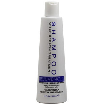 Rejuvenol After 10-ounce Keratin Treatment Shampoo