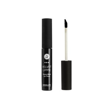 Absolute New York Velvet Lippie, Raven, 0.8 Oz