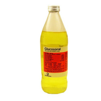 Glucosoral Peach Energy Drink 12 oz - Melocoton
