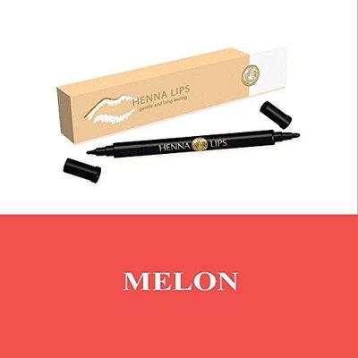 Henna Lips, Natural Lip Liner (Melon)