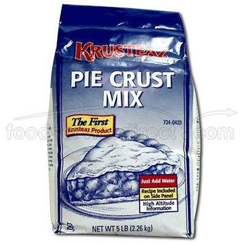 Krusteaz Pie Crust Mix, 5 Pound - 6 per case.