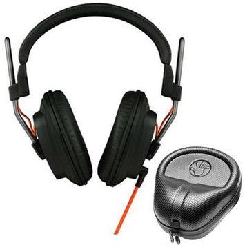 Fostex RP-Series Professional Studio Headphones w/ Slappa HardBody Headphone Case