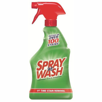 Spray 'n Wash Pre-Treat Laundry Stain Remover 22 oz (Pack of 6)