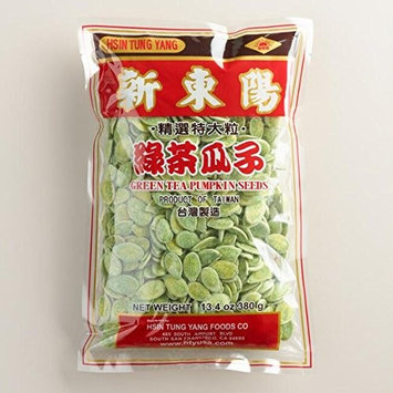 Hsin Tung Yang Green Tea Pumpkin Seeds