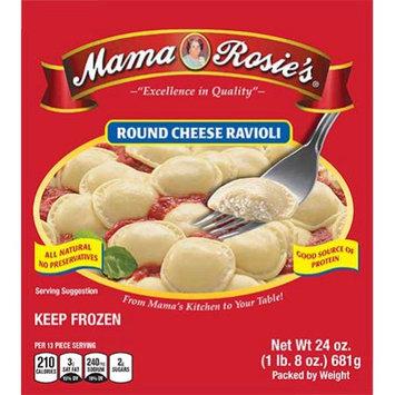 Mama Rosie's Round Cheese Ravioli 24oz