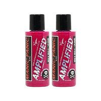 Manic Panic Amplified Semi-Permanent Hair Color Cream - Hot Hot Pink 4oz