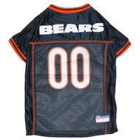 NFL Pets First Mesh Pet Football Jersey - Chicago Bears