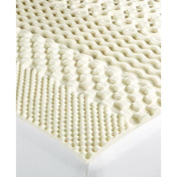 7-Zone Twin XL Memory Foam Mattress Topper, Created for Macy's