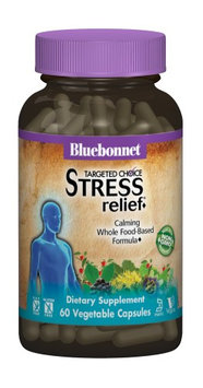 Targeted Choice Stress Relief Bluebonnet 60 VCaps