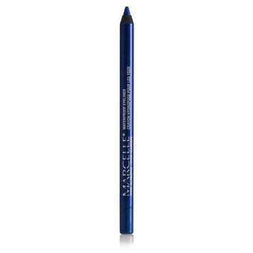 Marcelle Waterproof Eyeliner, Electric Blue, Hypoallergenic and Fragrance-Free, 0.04 oz