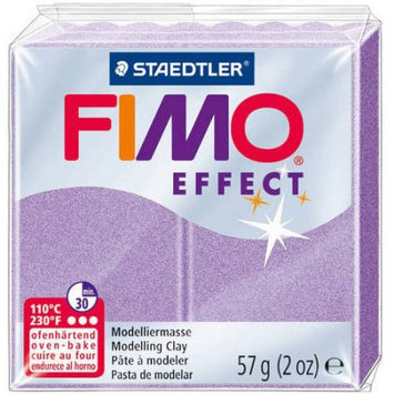Staedtler FIMO Soft Oven-Bake Clay 2oz-Lilac Pearl