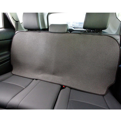 Stayjax Pet Products Bench Seat Top Car Seat Cover, One Size Fits All, Black