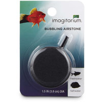 Imagitarium Bubbling Round Airstone, 1.5