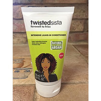 twistedsista farewell to frizz intensive leave-in conditioner , The Answer to BIG FRIZZ! Super hydrating formula feeds curls, instantly detangles and blocks frizz without weighing hair down