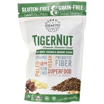 TigerNut Raw Granola (Banana - Cacao, 1 x 8oz)