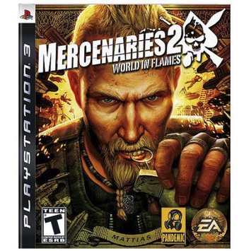 Pandemic Studios Mercenaries 2-World In Fla (PS3) - Pre-Owned