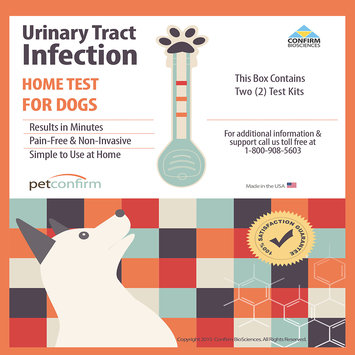 PetConfirm Dog UTI Test Kit