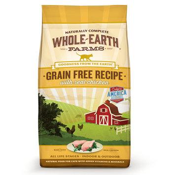 Whole Earth Farms Grain Free Recipe - Chicken, 15 LB