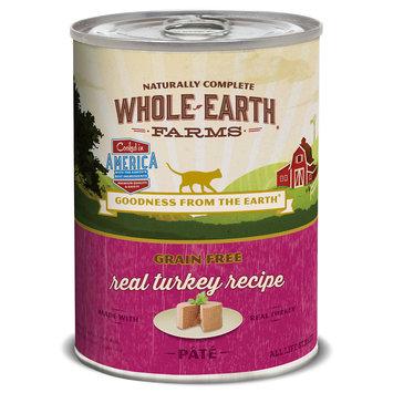 Whole Earth Farms Grain Free Turkey Recipe, 12.7 OZ