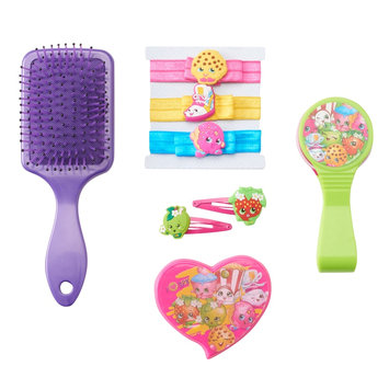 Shopkins Hair Gift Set, Multicolor
