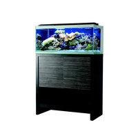 Fluval Reef M90 Aquarium Set w/Black Stand, 34 gallon