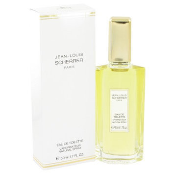 Jean Louis Scherrer 401441 SCHERRER by Jean Louis Scherrer Eau De Toilette Spray 1.7 oz