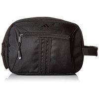 adidas Tourney Toiletry Kit,Black,one size