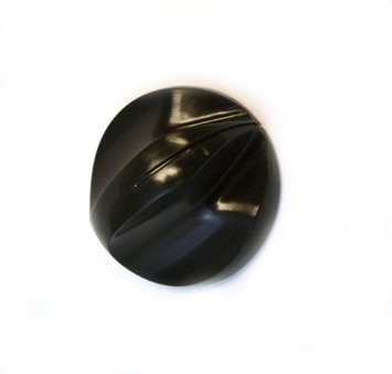 Eisco Labs Black Replacement Knob for Goggle Sanitizer Cabinet