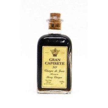 Gran Capirete Sherry Vinegar Aged 50 Years, 8.3 OZ