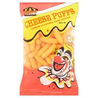 Proveedora De Alimentos Del Pacifico Y Cia Payaso Cheese Flavored Corn Snacks Cheese Puffs, 5.25 oz