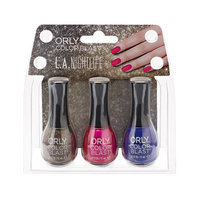 Orly Color Blast 3-pc. L.A. Nightlife Nail Polish Gift Set, Multicolor
